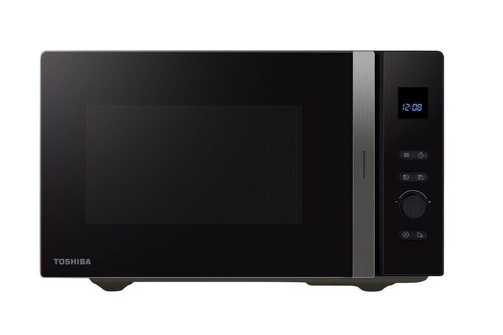 Toshiba MV-AM20T(BK) schwarz Mikrowelle 20 L 800 W Digitale Steuerung