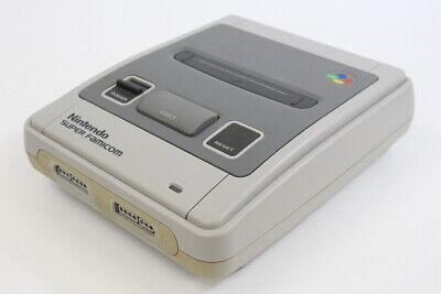 Nintendo Super Famicom Console RUST 1CHIP-02 SFC SNES Japan Import RARE K1140 C