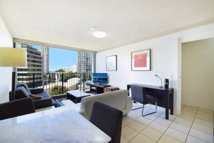 1 Bedroom Fully Furnished Apartment Close to Tram Surfers Paradise Gold Coast City Preview