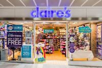 Claire's Assistant Manager - Aberdeen Mall
