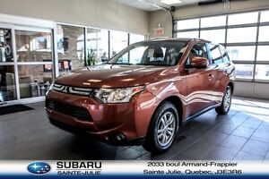 2014 Mitsubishi Outlander SE AWD 7 PASSAGERS *** ONLY 72$ / WEEK
