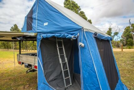 CampTRAX  2014 Roof Top Camper Greenwood Joondalup Area Preview