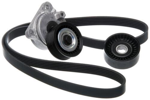 Serpentine Belt Drive Component Kit-Accessory Belt Drive Kit Gates 90K-38158B