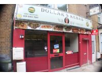 Take Away Chicken Pizza Kebab Shop to Let - No Premium - Woolwich - SE18