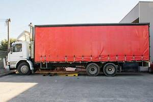 Scania P113M Curtainsider 14 pallet Tautliner Truck registered Wetherill Park Fairfield Area Preview