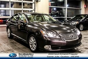 2010 Lexus ES 350 V6 3.5L 272CH NAV TOIT MAGS *** ONLY 88$ / WEE