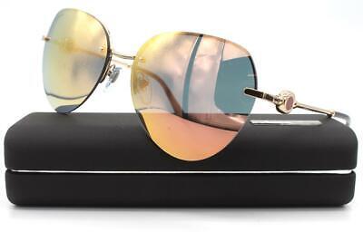 Bvlgari 6108 Sunglasses Gold Black 2014 4Z Authentic (Ladies Sunglasses 2014)
