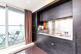 A Stunning Studio Apartment Which Benefits From Gym, Swimming Pool & Cinema