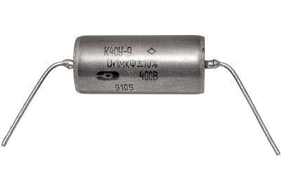 4 TUBE AMP OIL CAPACITORS 0.047uF 400VDC SANGAMO