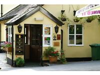 Trainee/Management couple for a riverside location pub. SOUTH DEVON.