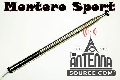 Power Antenna MAST Mitsubishi MONTERO SPORT 97-2004 A98