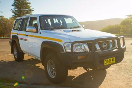 2008 Nissan Patrol Ute Palm Beach Pittwater Area Preview
