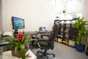 Private office available in creative co-shared space in Prahran Prahran Stonnington Area Preview