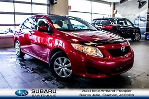 2010 Toyota Corolla CE AUTO A/C CRUISE *** ONLY 43$ / WEEK ALL I