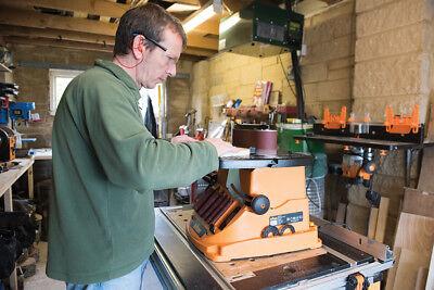 450W Oscillating Spindle & Belt Sander Tspst450 Workshop Sanders Triton 977604