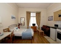 Spacious Short lets for holiday in Central London – Bayswater. Fully furnished apartments (#IN4)