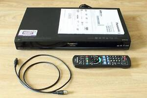 Panasonic PVR - DVD-Recorder with 250GB HDD & Twin HD Tuner Kallangur Pine Rivers Area Preview