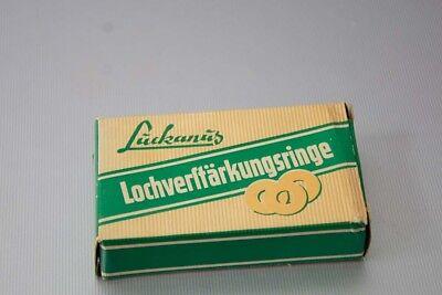 DDR Lochverstärkungsringe Luckanus , volles Päckchen