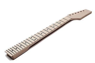 Maple Electric guitar neck Stratocaster - Mástil guitarra eléctrica ST arce
