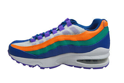 Details about Juniors Nike Air Max 95 (GS) 307565412 Blue White