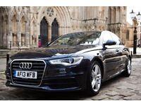 Audi A6 S Line Saloon 2013 Reg