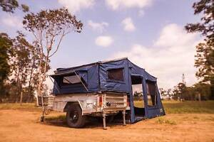 Austrack FRASER Galvanised Off Road Camper Trailer Package Caboolture Caboolture Area Preview