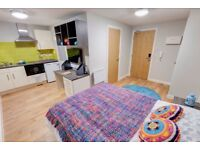 Student Studio Accommodation in Central Nottingham