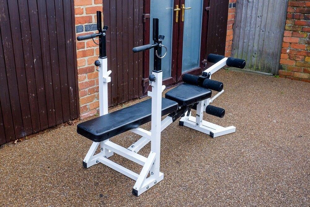 York Sportline 2000 Heavy Duty Decline/Incline/Dip Weight