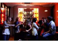 Part time cocktail bartender required for drakes of brighton cocktail bar