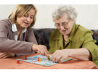 Carer. Help for elderly or unwell relatives. Respite care. Dementia. Palliative Care.