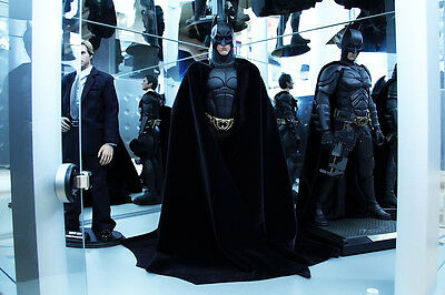 Custom 1 6 Hot Toys Batman Begins Velvet Cape