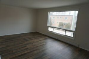Recently Renovated 2 Bedroom Top Floor Unit - Available Now