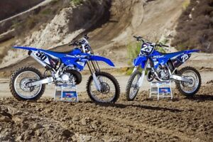 Looking for 125 or 250 2 stroke!