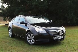 2009 VAUXHALL INSIGNIA 2.0 CDTI LOW MILES! CLEAN CAR! NO FAULTS! NEW CLUTCH 50MPG! HPI CLEAR! MONDEO