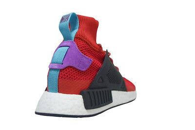 Details zu Herren adidas Nmd_XR1 Winter BZ0632 Rot Schwarz Blau Violett Turnschuhe