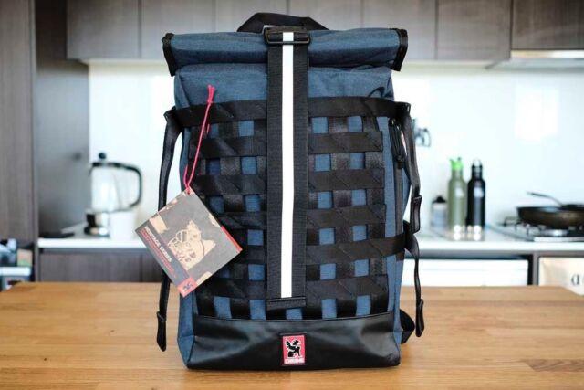 6866e8661f27 CHROME Barrage Cargo Welded-Waterproof Backpack - Indigo Black ...