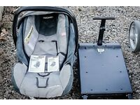 Recaro baby car seat with Isofix base, no accidents had , great condition