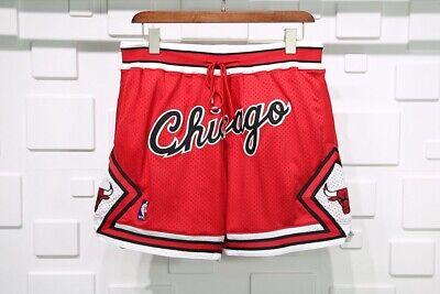 c818c5570d2 JUST DON x Mitchell&Ness Chicago Bulls Shorts Sizes: S,M,L,XL