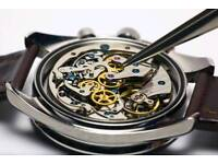 WE REPAIR WATCHES! Starting from a simple battery replacement to a full mechanical service.
