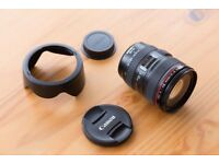 Canon EF Zoom Lens L-series 24-105mm F/4 L IS USM