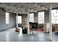 gorgeous open plan office studio in landmark building next to Nottingham city centre