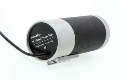Minolta Hi-Speed Power Pack For Autopak-8 D10 D12 Super 8 Movie Cameras - $9.95