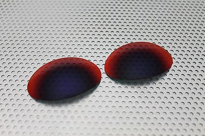 LINEGEAR Custom Replacement Lens for Oakley X-Metal Romeo1 - Red Mirror [R1-RM] for sale  Shipping to Canada