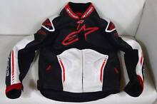 Alpinestars Atem Motorcycle Racing Riding Leather Jacket Size 44 Mirrabooka Stirling Area Preview