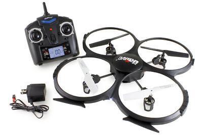 UDI U818A 2.4GHz 4 CH 6 Axis Gyro RC Quadcopter Drone with Camera RTF Craze 2 HD