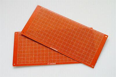 2pcs 10cmx22cm Diy Prototype Paper Pcb Universal Board