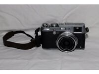 Fujifilm Fuji X100S Camera and TCL with Accessories