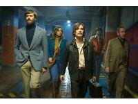Cillian Murphy Brie Larsen Ben Wheatley FREE FIRE Closing Night Gala Premiere London Film Festival