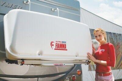 Fiamma Ultra Box 500 Rear Mount Storage Caravan Motorhome Carry Bike 04148-01