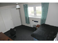Double room with own private livingroom area